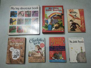 Preloved Children's Book Bundle
