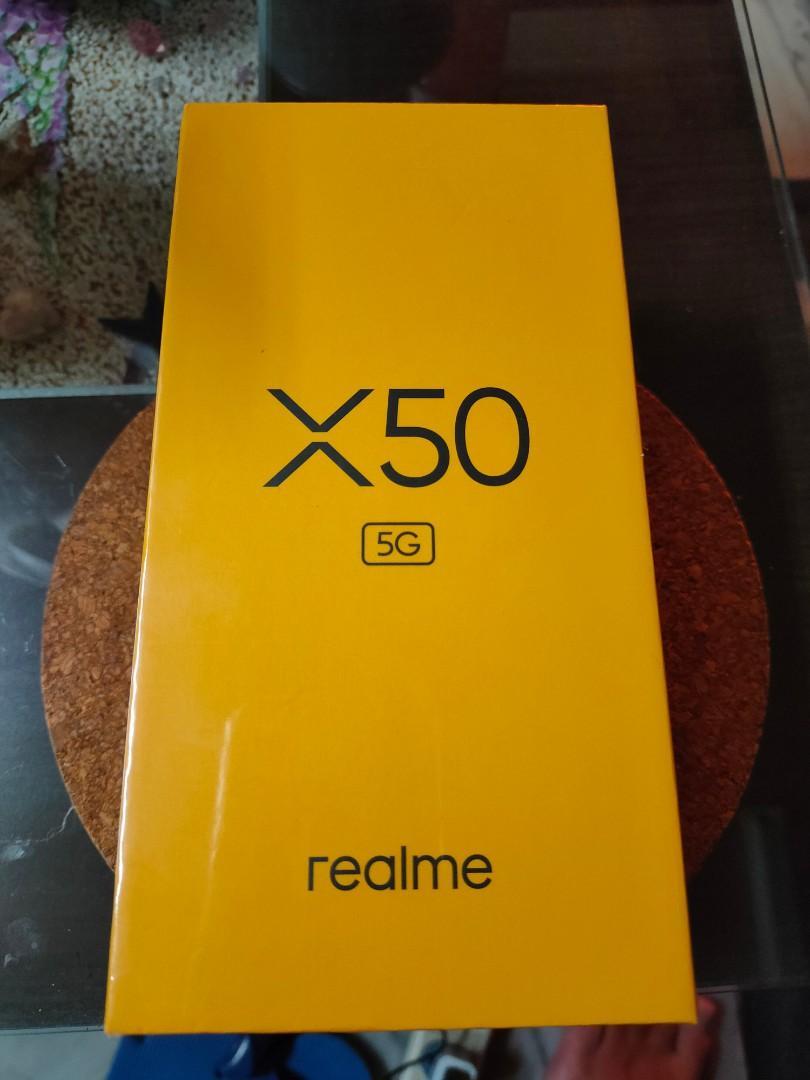 賣realme x50支援5G雙卡  8G/128G