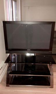 Samsung tv with stand