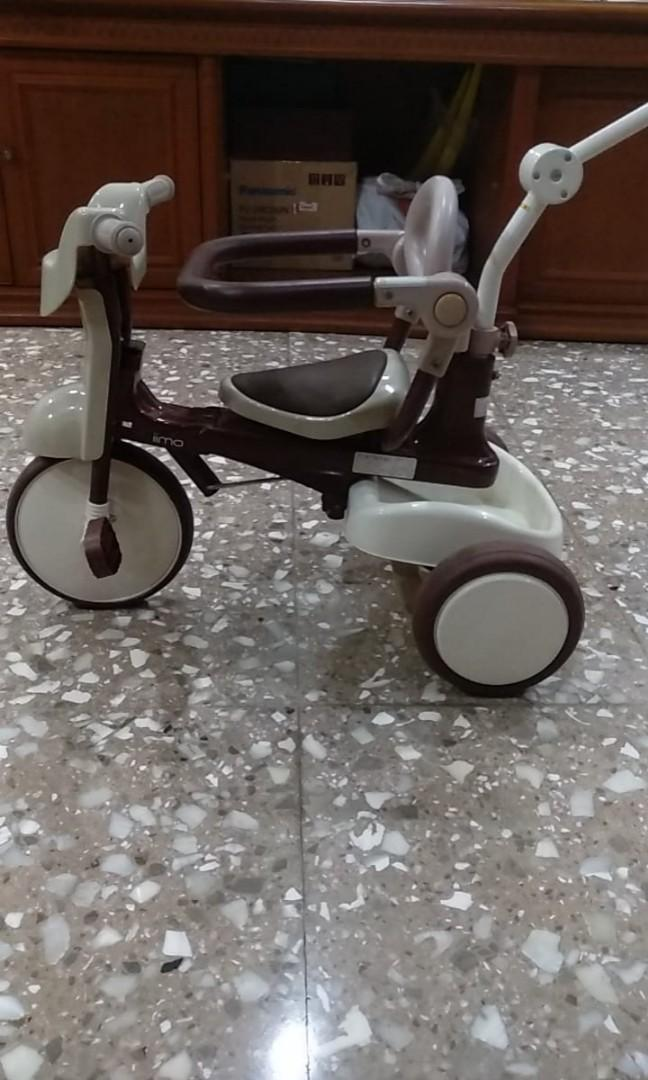 Sepeda anak imoo