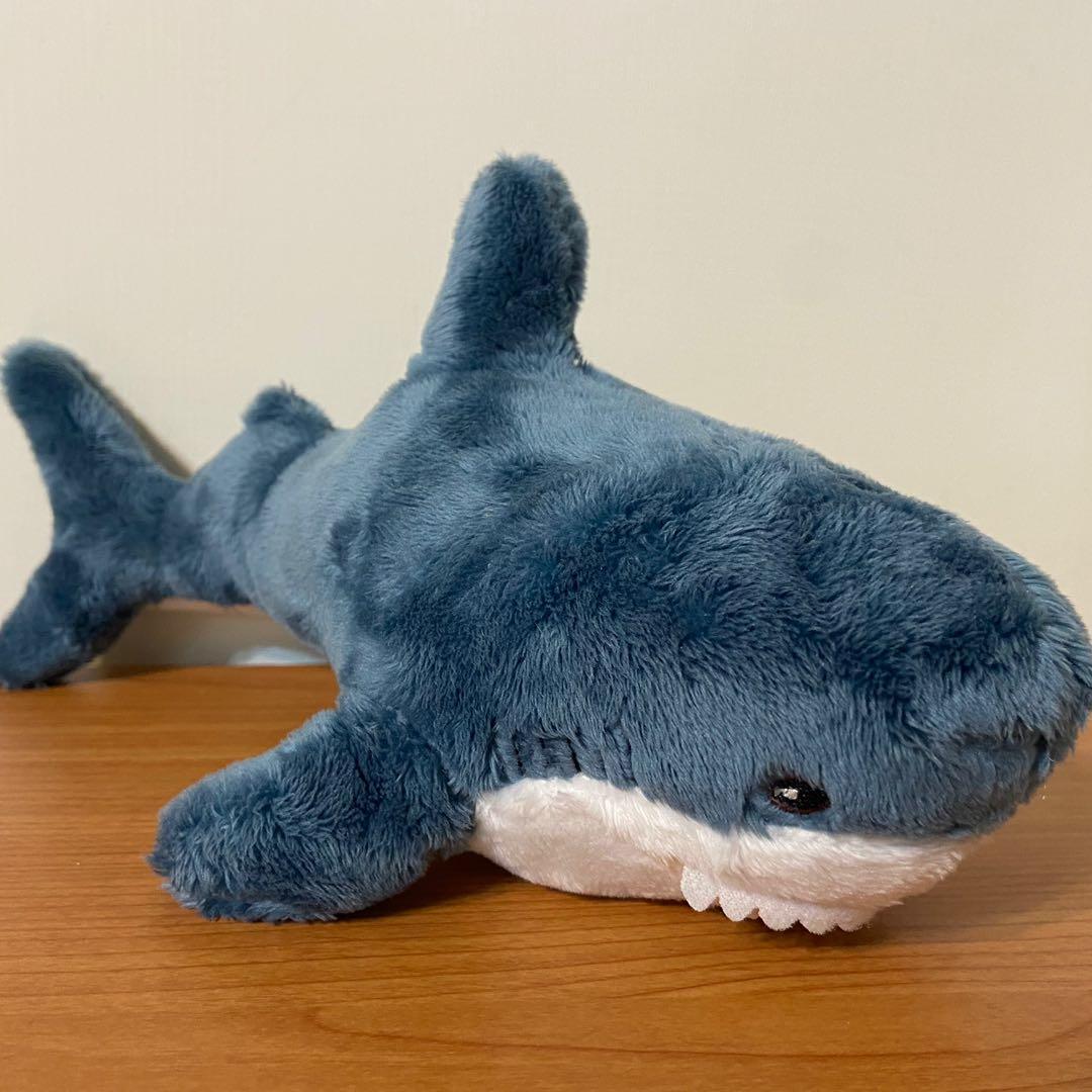 全新鯊魚娃娃Shark toy