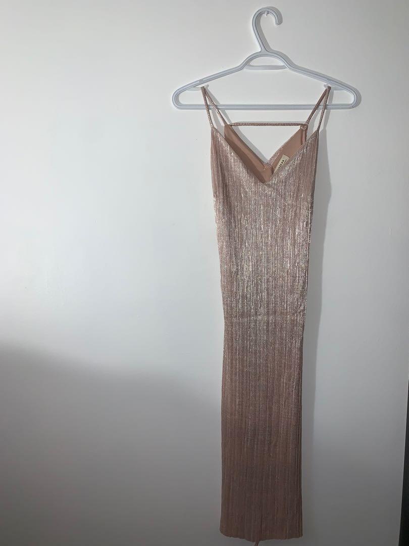 Shiny Special Occasion Dress