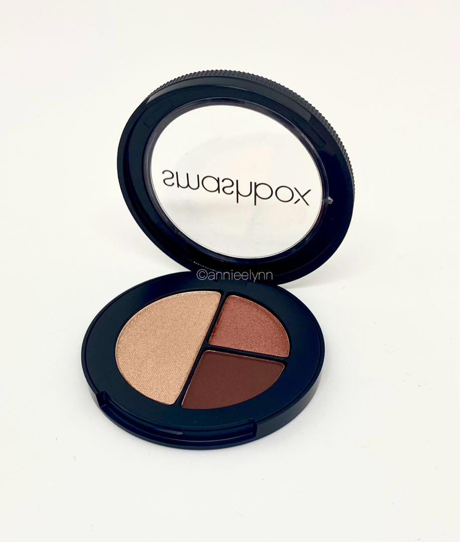 Smashbox Eyeshadow Trio in Holy Crop