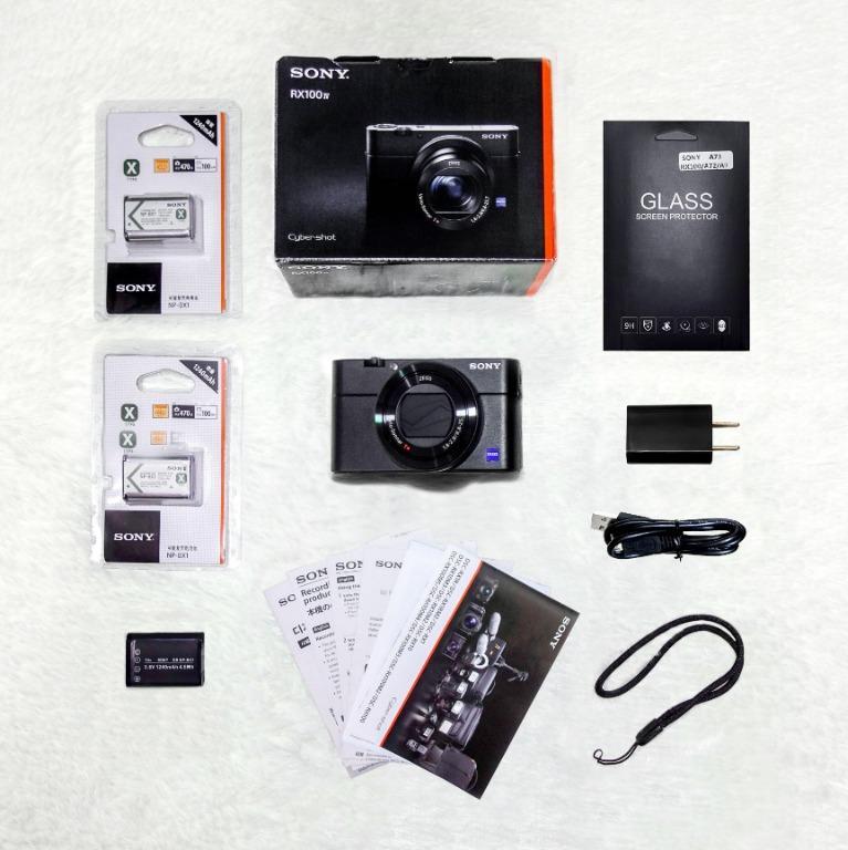 【低售】Sony RX100 M4數位相機 公司貨+3顆電池+限量贈送128G記憶卡-RX100M4