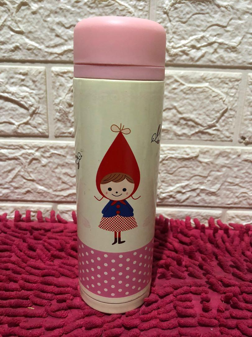 Thermos Red Ridding Hood