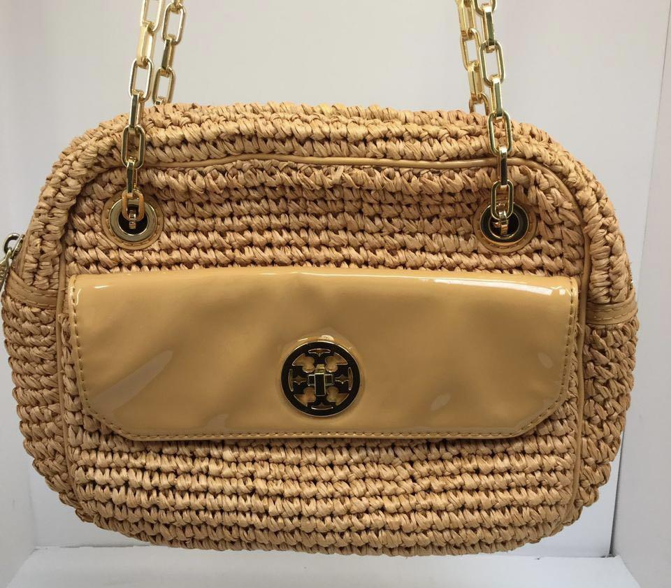 TORY BURCH Straw Bag Authentic