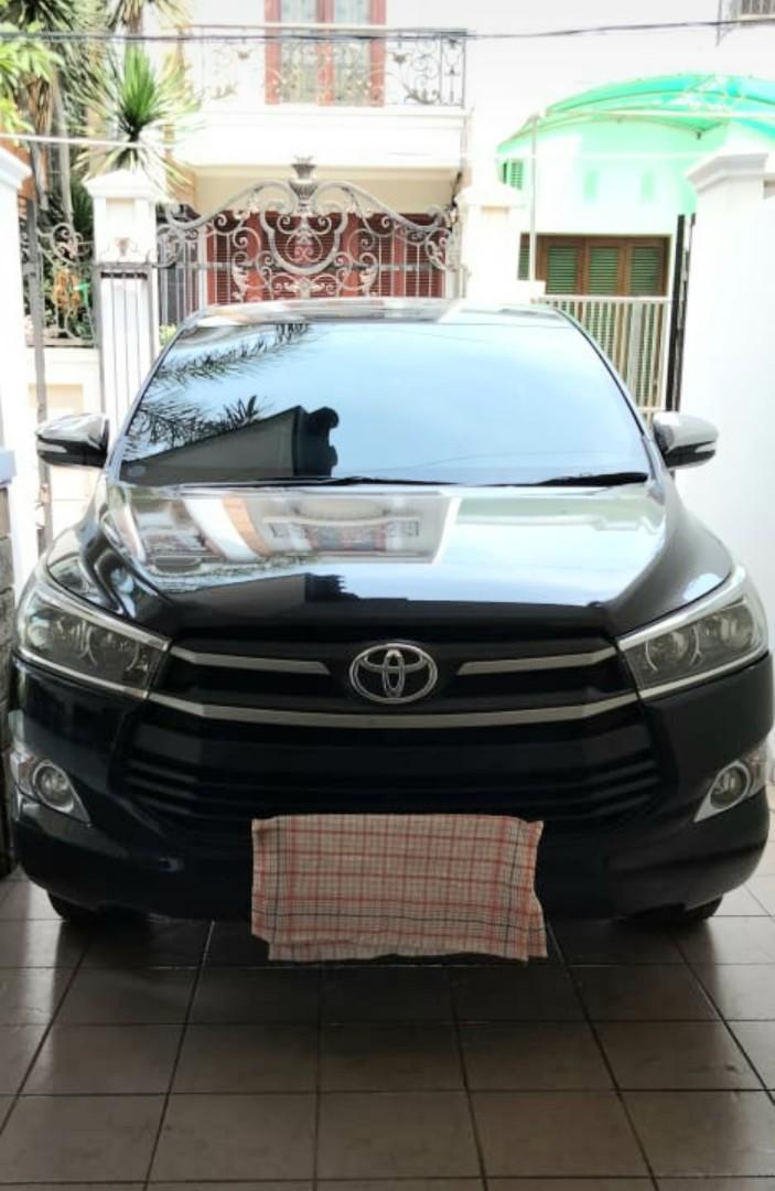 Toyota Innova G Manual Diesel 2016