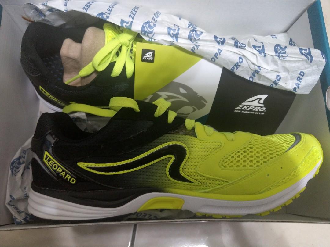 Zepro雲豹運動鞋慢跑鞋路跑鞋