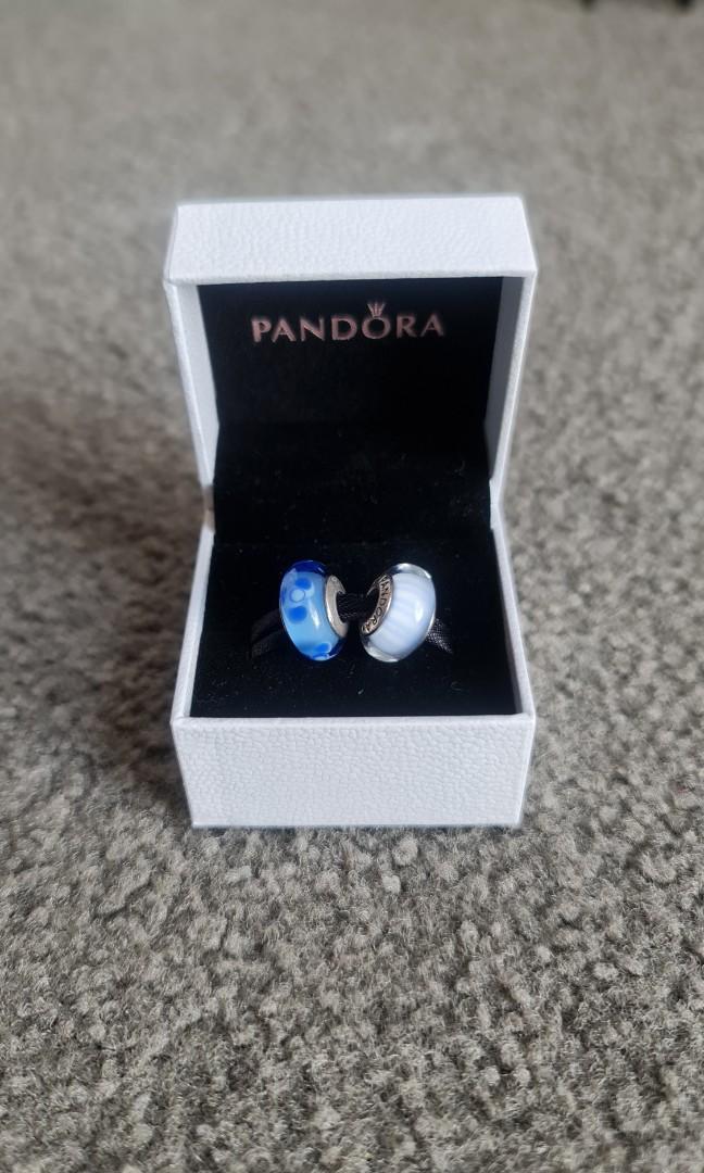 2x Pandora Charms