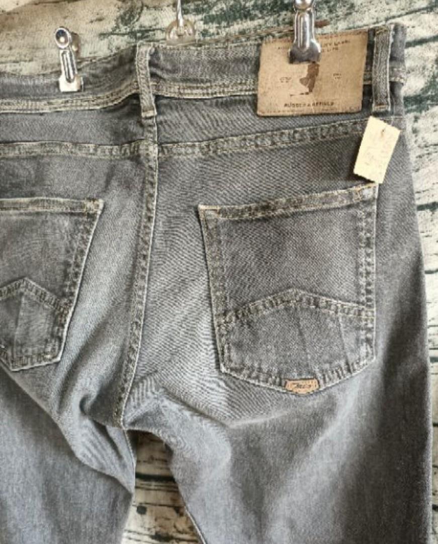 男裝31腰/古著Marlboro Classics  彈性窄版牛仔褲 #正品看五金拉鍊#黃39