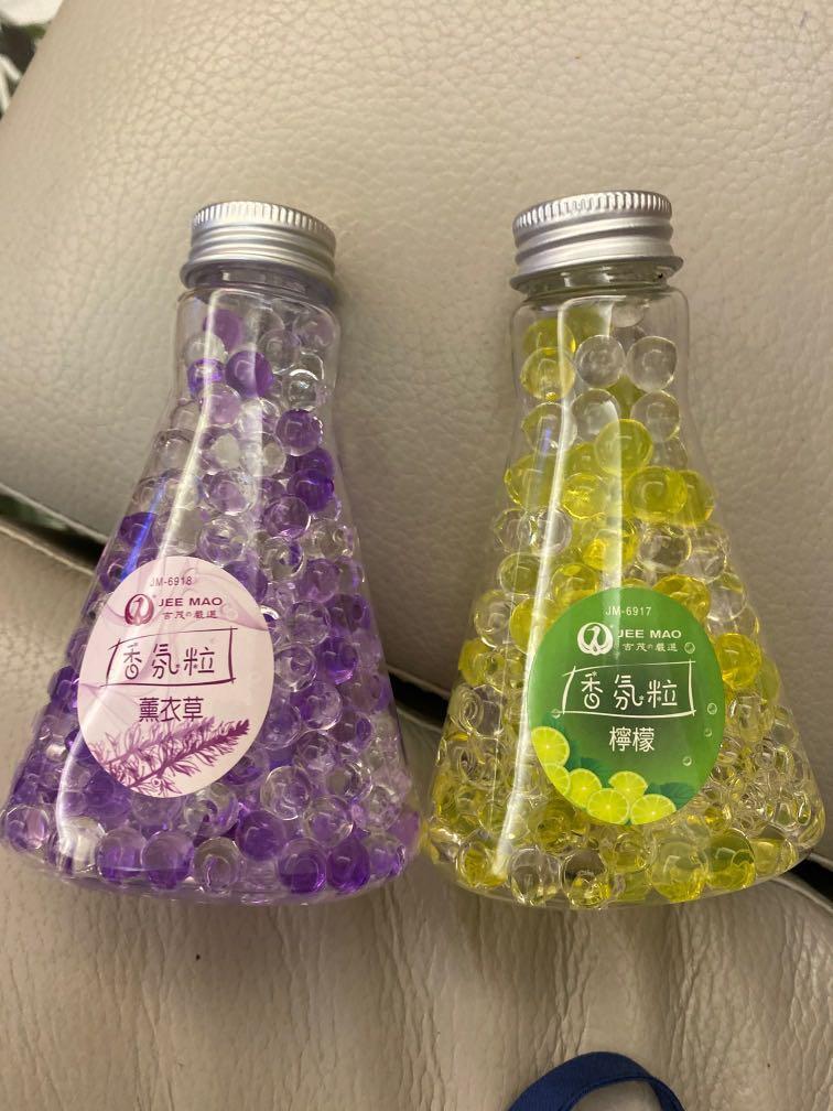 二瓶香氛球