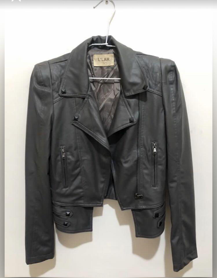 韓製皮外套