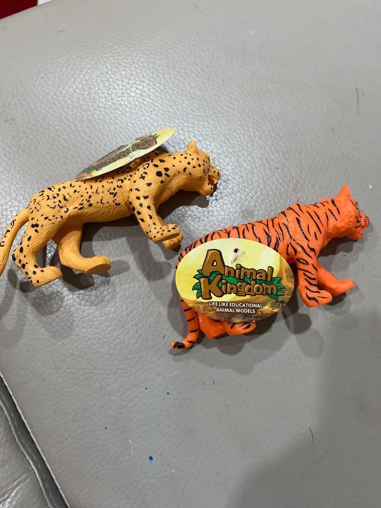 二隻動物虎豹