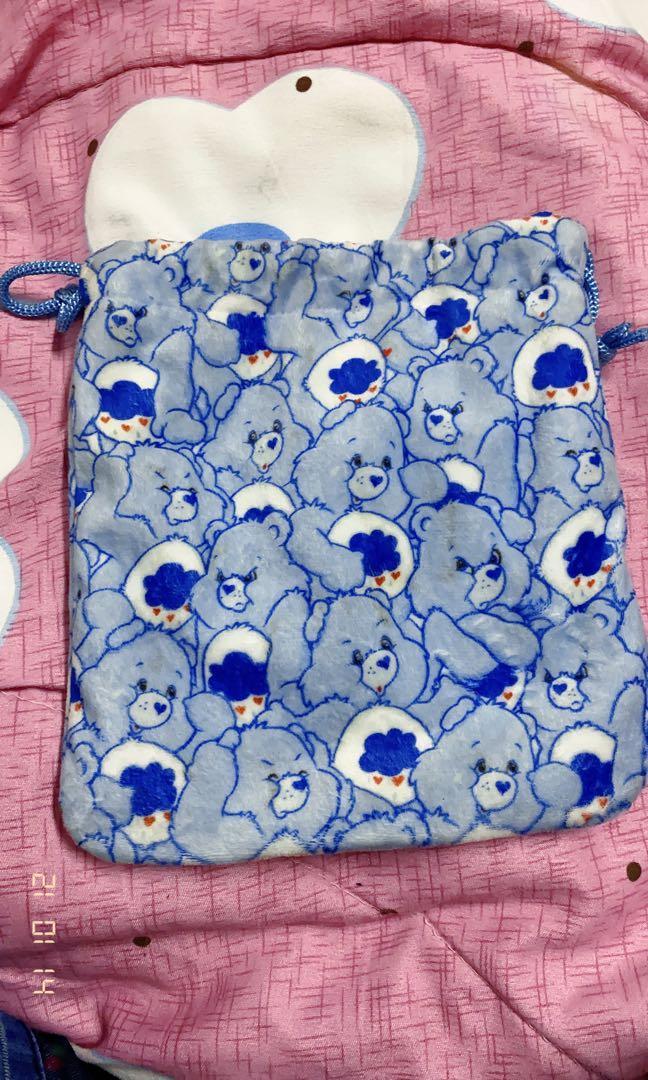 熊熊束口袋