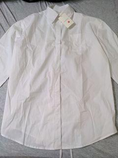 造型 白色襯衫