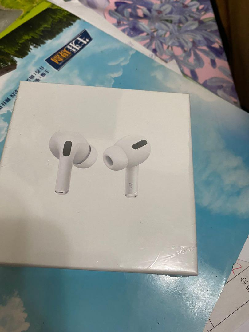 全新未拆封 藍牙耳機 無線耳機 AirPods pro