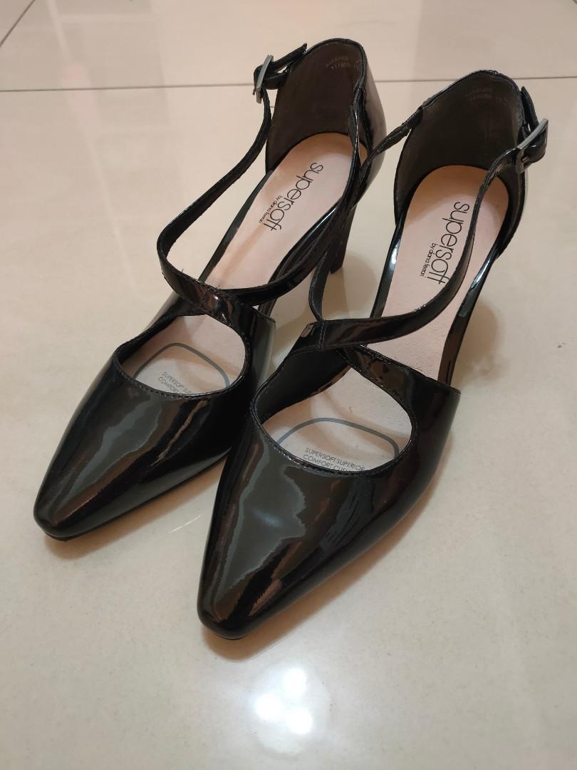 澳洲品牌  Diana Ferrai,時尚高根鞋!!!37號#歡慶2021
