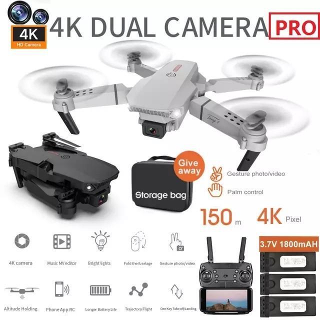Amazon Hot Selling 4K Dual Camera Drone