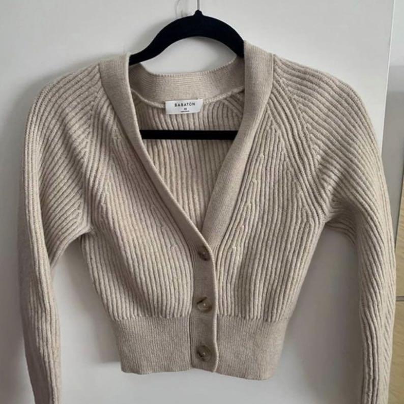 Aritzia Babaton Knit Cardigan