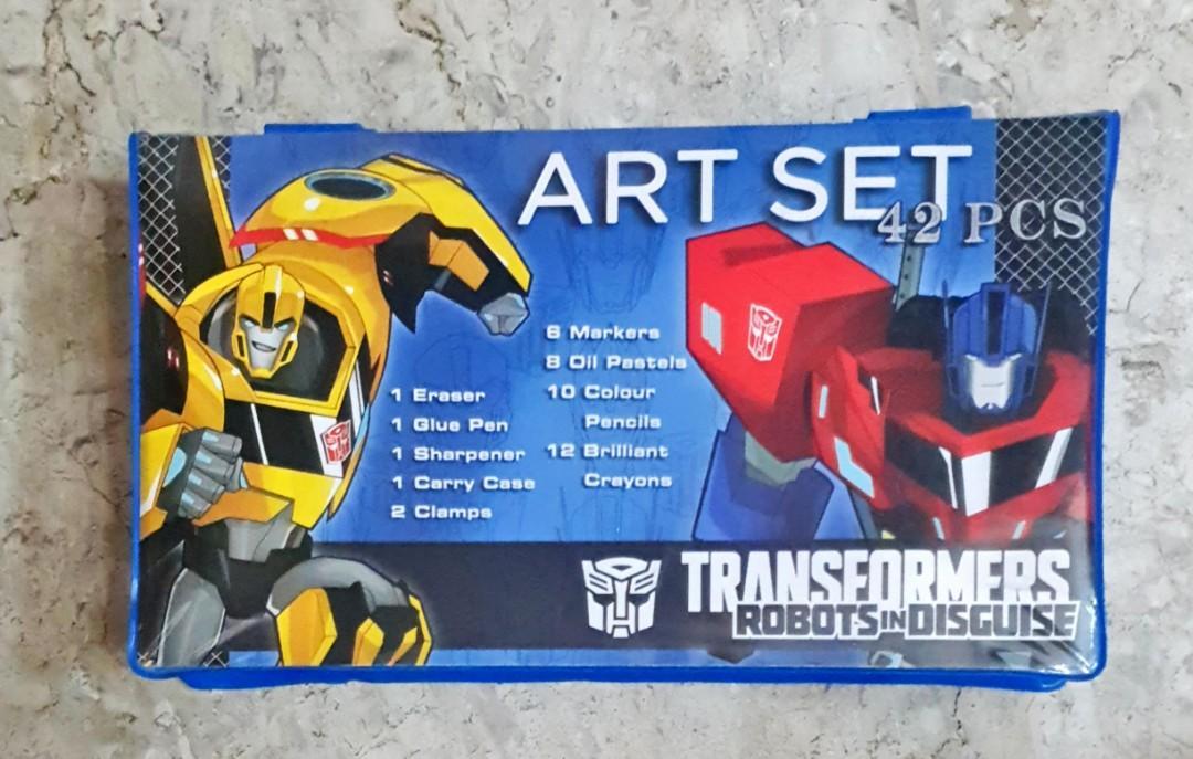 Art set transformer