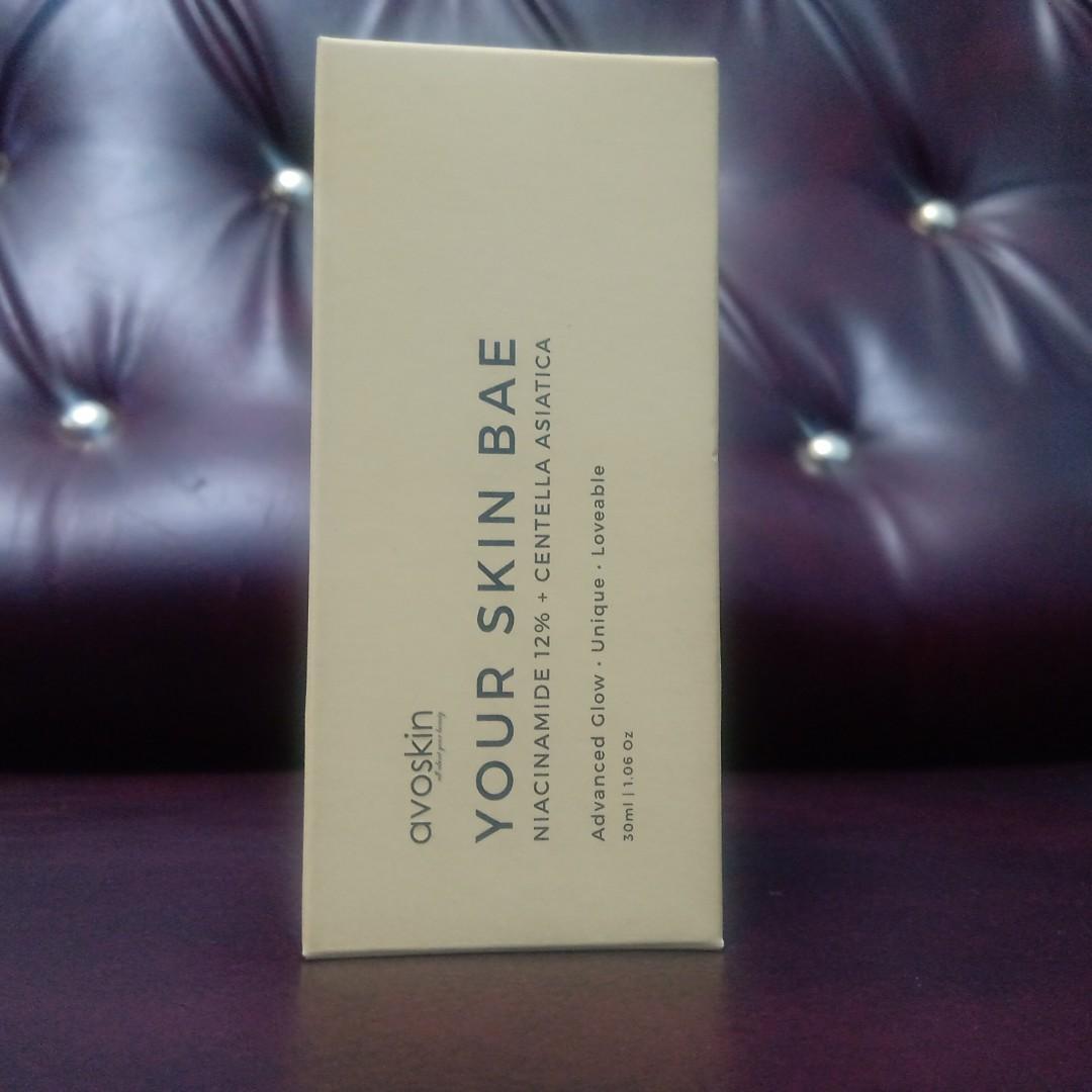 Avoskin  Your Skin Bae Niacinamide 12% (NEW)
