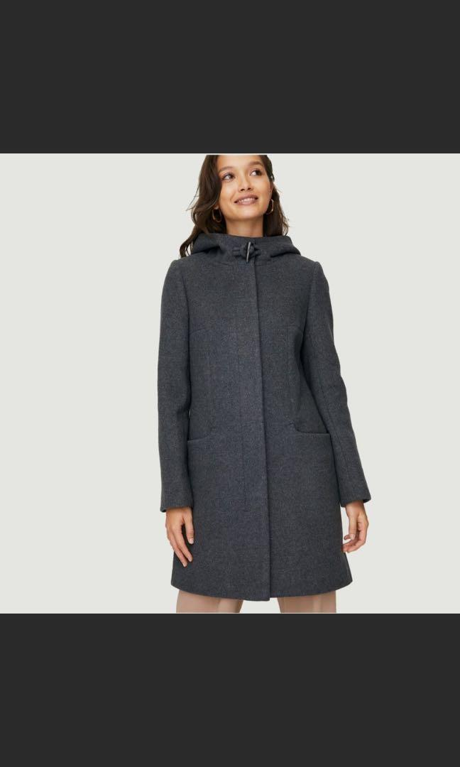 Babaton Pearce Wool Coat