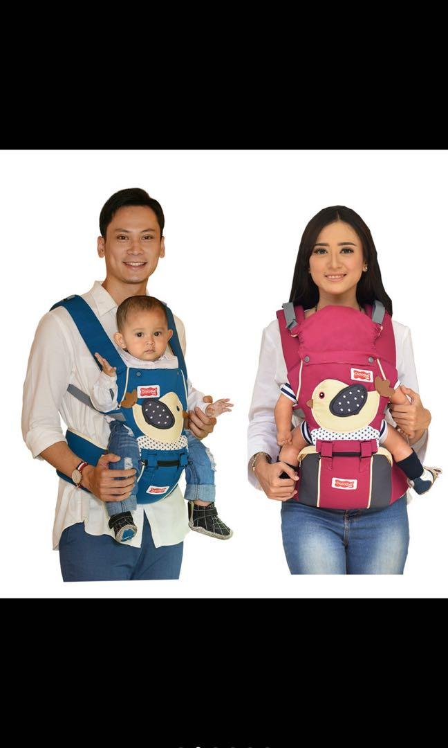 Baby Carrier dialogue hipseat