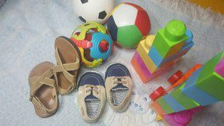 Baby Gap and Mothercare shoes bundle