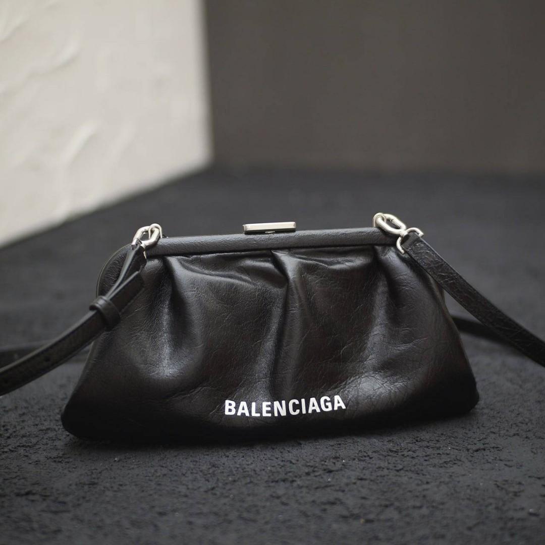 Balenciaga Cloud Clutch