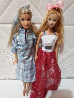 Barbie mattel take all