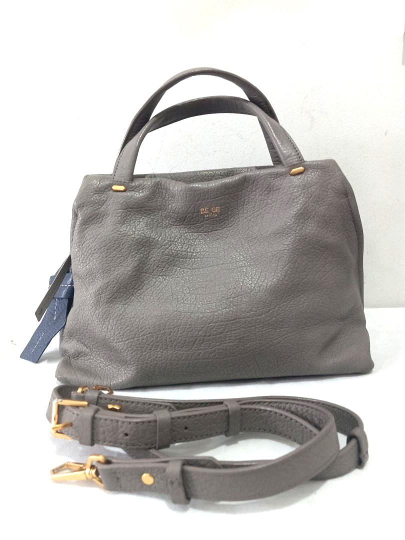 Be_ge sling bag bege