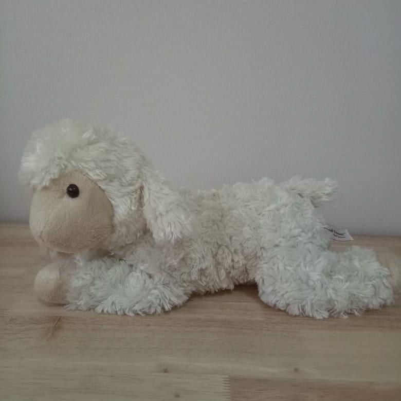 Boneka Baby Lamb New Zealand