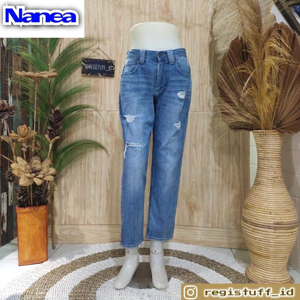 Boyfriend Jeans Nanea authentic vintage denim