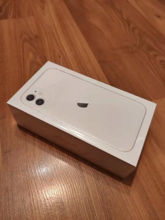 Brand new iPhone 11 64G, Sealed box, Unlocked!