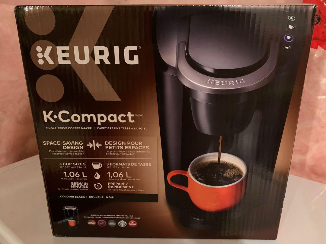 BRAND NEW Keurig K Compact Single Coffee Maker