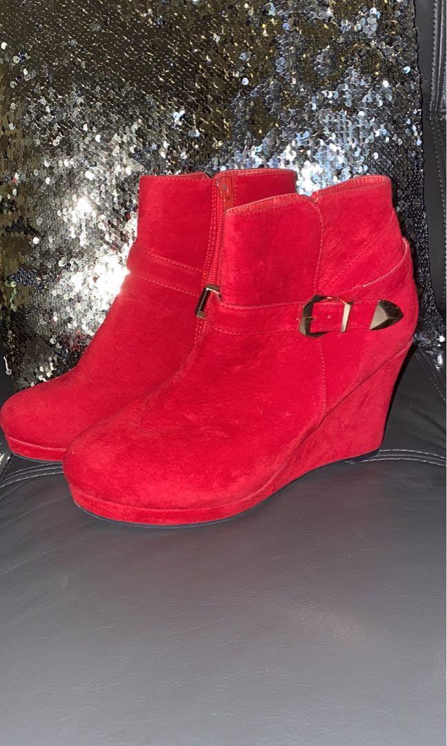 Brand new wedges heels