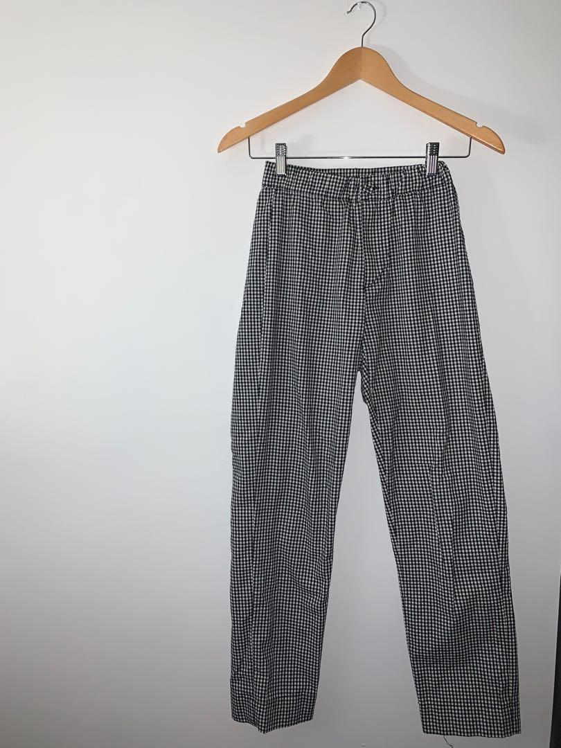 Brandy Melville Gingham Trousers