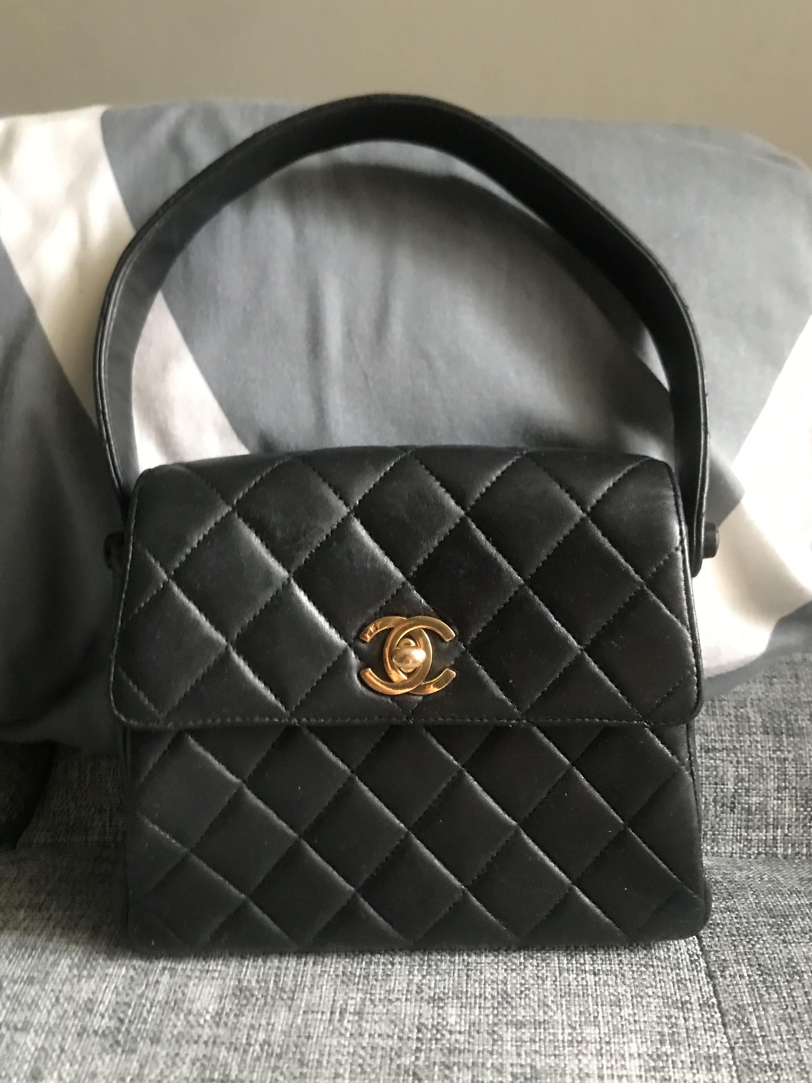 Chanel Lambskin Authentic