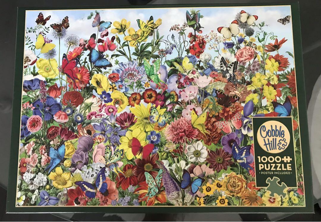 Cobble Hills 1000 Piece Puzzle