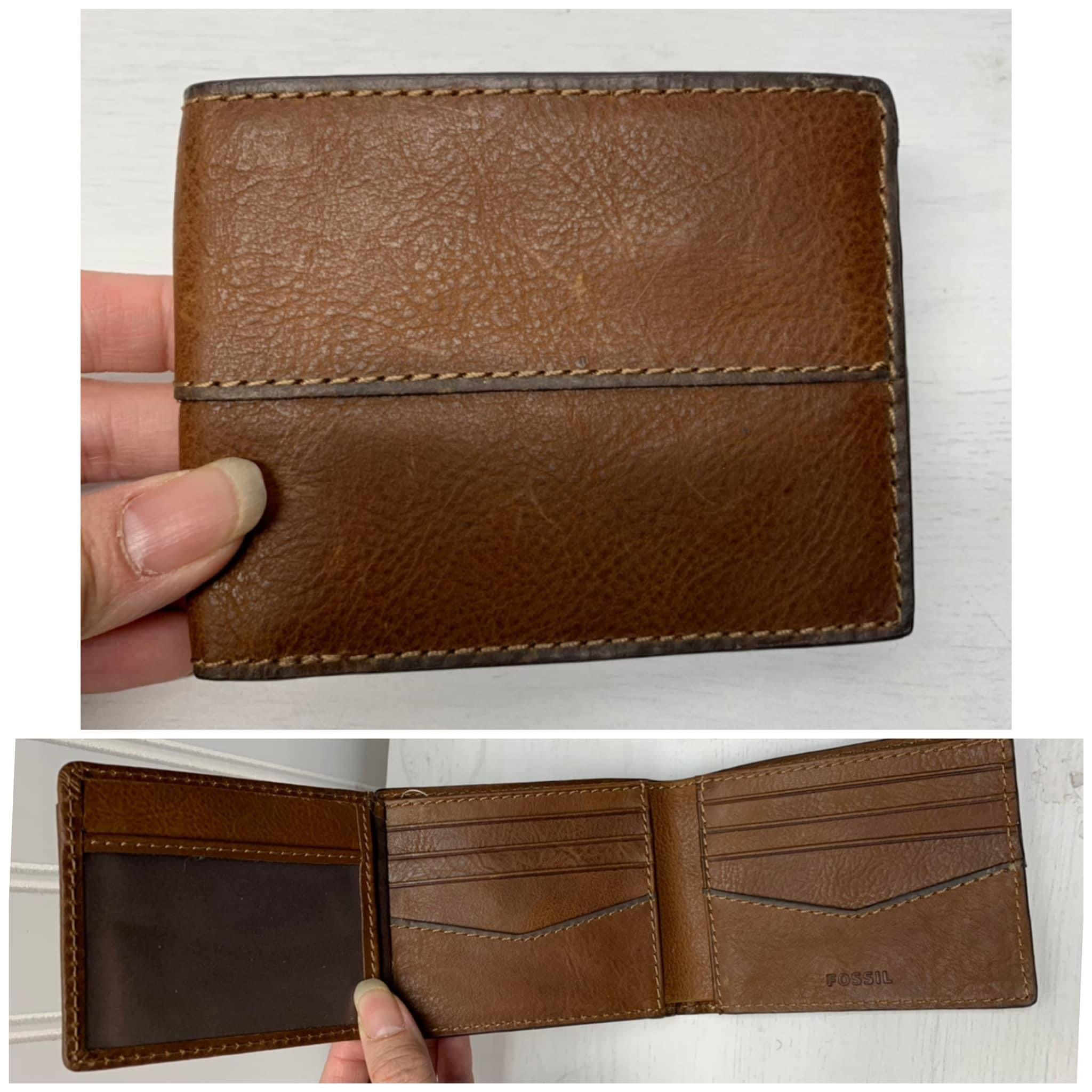 Dompet Fossil (no box)