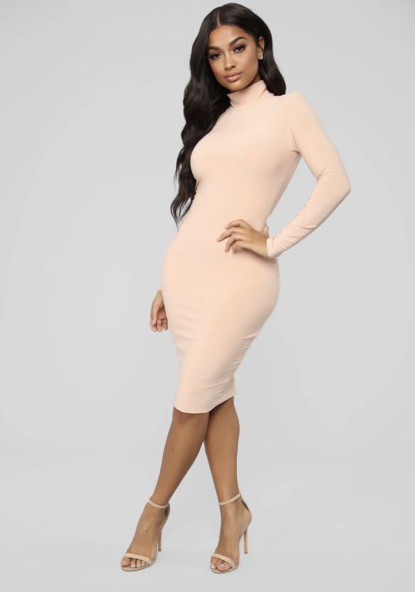 Fashion nova love my fn boxy dress