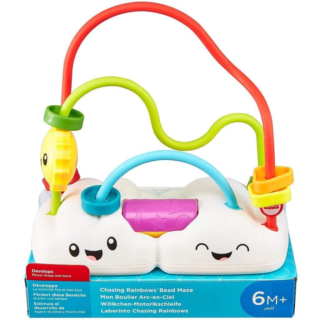 Fisher price chasing cloud mainan anak edukasi motorik bayi baby