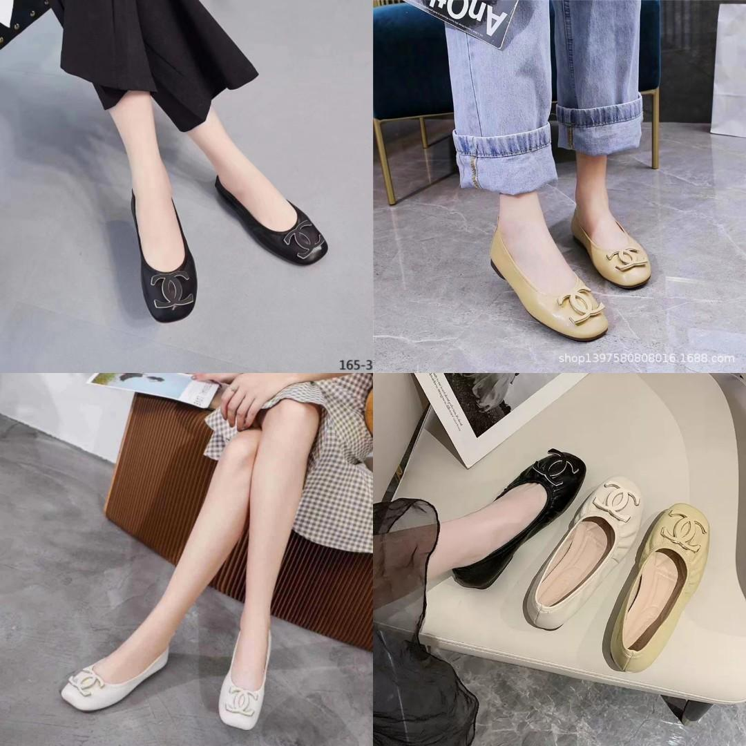 Flat Shoes chanel