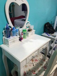 French Dressing Table n Chair