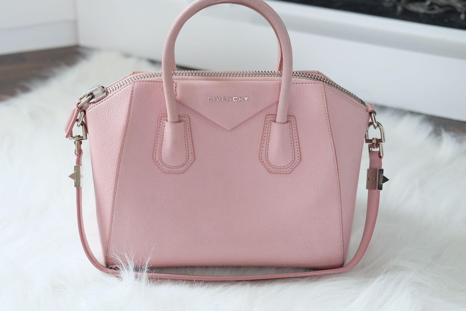 Givenchy Antigona pink - small