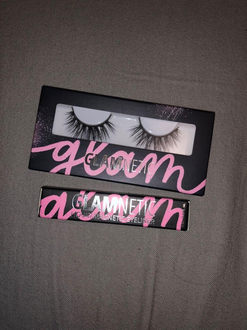 Glamnetic Magnetic lashes