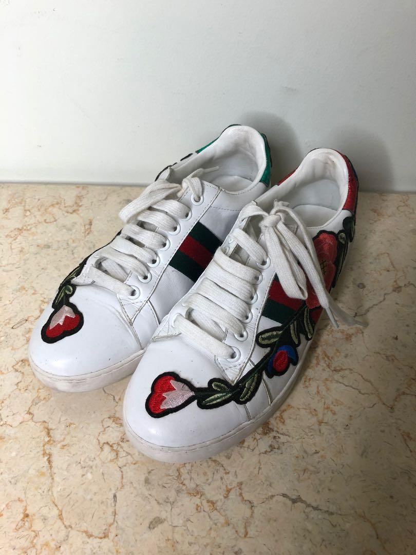 Gucci Sneakers Lookalike / ukuran 38-39 sneakers replica