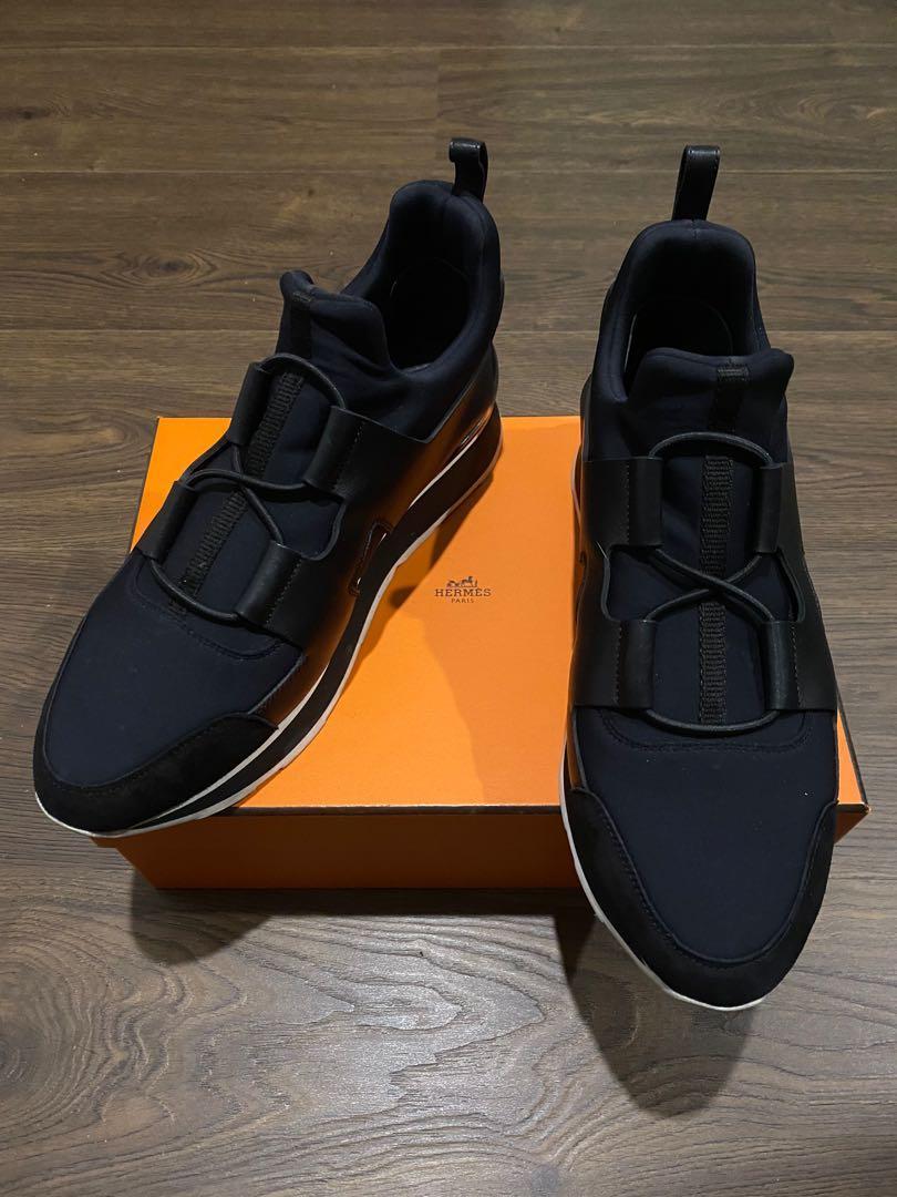 HERMES運動休閒鞋
