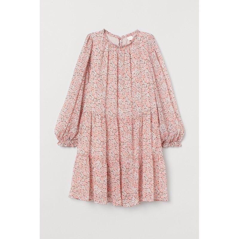 H&M wide dress