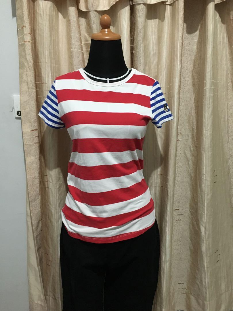 Hush puppies casual ( red ) tee